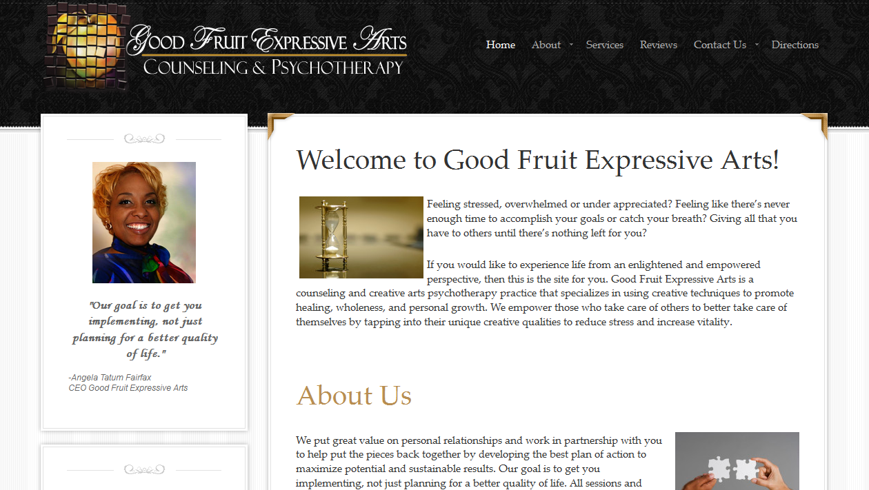 Good Fruit Expressive Arts